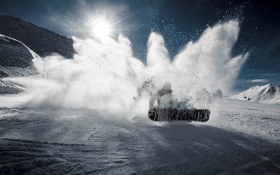 Las lesiones que te obligan a usar el seguro de esquí