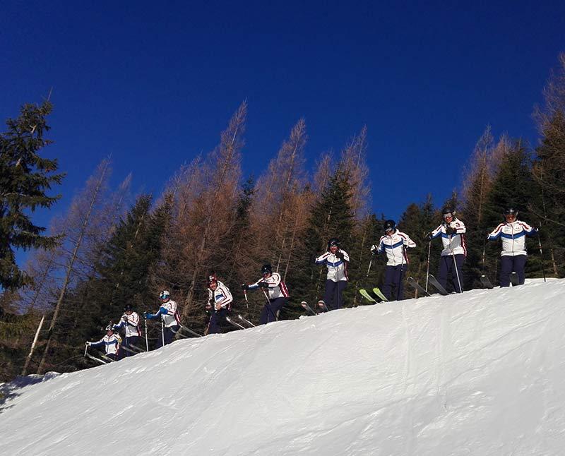 Estado estaciones esquí