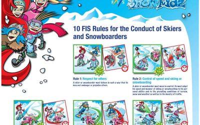 Normas de seguridad en las pistas de esquí