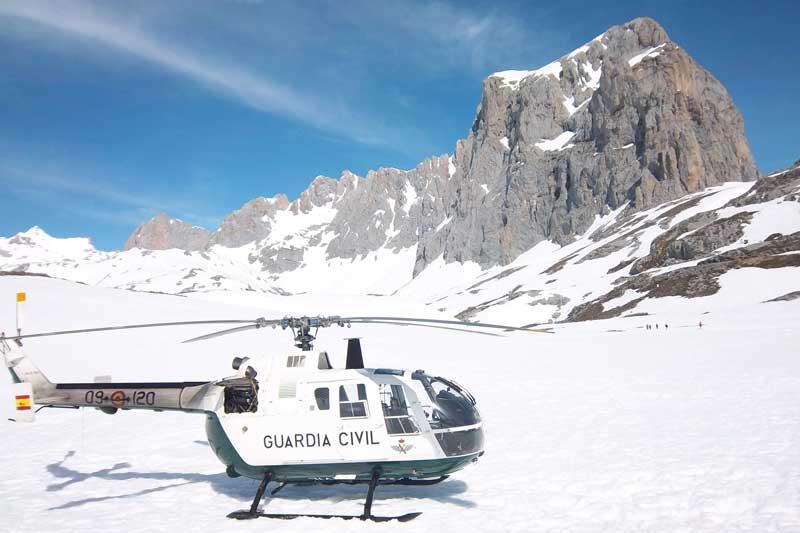Primera sentencia judicial que avala el cobro por rescates en la montaña