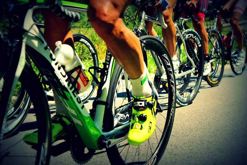 Ciclismo deporte de riesgo