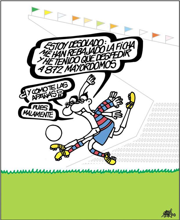 Deportes clásicos: fútbol