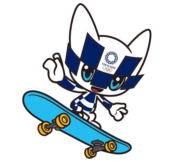 Skate Tokio 2020