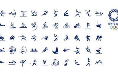 Pictogramas cinéticos para Tokio 2020