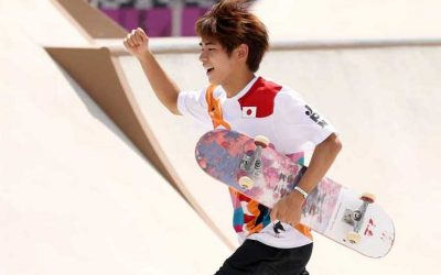 Horigome, histórico primer campeón olímpico de skate en Tokio 2020